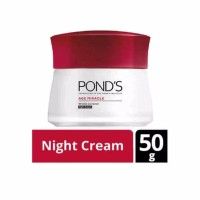 Ponds Age Miracle Night Cream 50 Gr (Pelembab Malam)