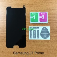 Samsung J7 PRIME Privacy Anti Spy Magic Glass Premium Tempered Glass