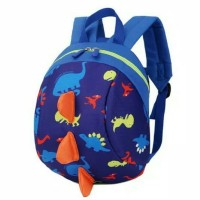 tas anak sekolah tk dinosaurus import lucu bag dino tas ransel pungung