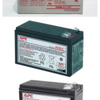 RBC2 RBC110 RBC17 Battery Competible UPS APC. Baterai YUASA NP7-12