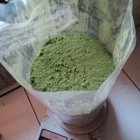 Serbuk Daun Mengkudu Kering Hijau 1kg (Obat Alami / Herbal)