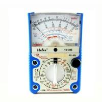 Avometer Analog Transistor Multitester LED HELES YX 393 Yx393