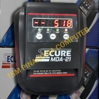 Secure MDA-21 Mesin Deteksi Uang Palsu - Money Detector