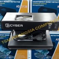 Cyber TK-2138 Mesin Deteksi Uang Palsu - Money Detector