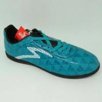 Sepatu Futsal Specs Quark IN (Cocktail Blue/White) Limited