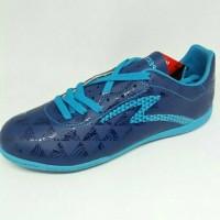 Sepatu Futsal Specs Quark IN Galaxy Blue Limited