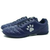 Sepatu Futsal Kelme Power Grip (Navy/Silver) Murah