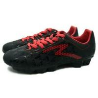 Sepatu Bola Specs Quark FG (Black/Emperor Red) Berkualitas