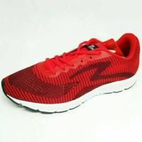 Sepatu Running Specs Overdrive Red Murah