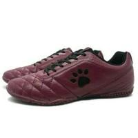Sepatu Futsal Kelme Power Grip (Maroon/Black) Murah