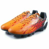 Sepatu Bola Ortuseight Blizzard FG Tangerine Cool Grey Berkualitas