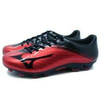 Sepatu Bola Mizuno Basara 101 MD (Highrisk Red/Black) Diskon