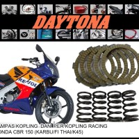 Paket Per & Kampas kopling Honda CBR 150 dan CB 150R Daytona Original
