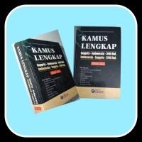 kamus lengkap inggris-indonesia edisi lux