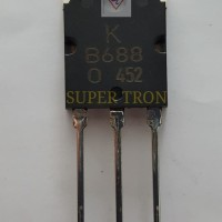 PNP POWER TRANSISTOR B688 B 688