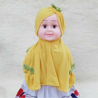 Jilbab instan anak