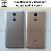 Tutup Belakang Casing Backdoor Back Door XiaoMi Redmi Note 3 Original