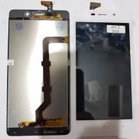 Oppo Joy 3 Joy3 R1301 A11 A11W LCD 1 Set 1Set Original White Putih