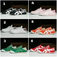 Sepatu Asics Tiger Anak Slip On murah