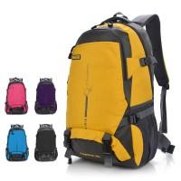 45L Tas Gunung Hiking Climbing Tas Ransel Outdoor Kerja Laptop TRG02