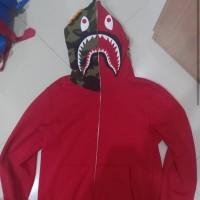 bape shark half sold brodi