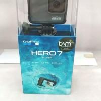 new GoPro HERO 7 SILVER (Garansi Resmi TAM)