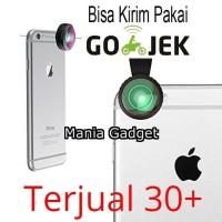 Promo MG Optic Pro 238 Degree Wide Angle Lens Aukey PL WD02 Diskon
