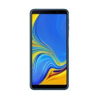 Samsung Galaxy A7 2018 RAM 4/64GB Garansi Resmi - Blue