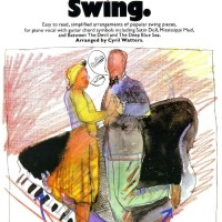 Buku Piano It's Easy to Play Swing
