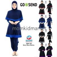 Baju Renang Muslimah Dewasa Jumbo Edora EMP XXL