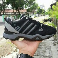 Sepatu Adidas AX2 Black Grey Harga Distributor Paling Murah