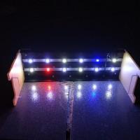 Lampu aquascape aquarium paludarium terarium 30 cm 18 watt 30cm 18w