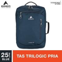 Eiger Habile Trilogic Laptop Backpack 25L - Blue