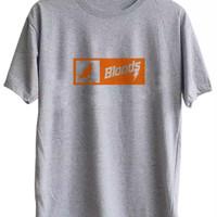 Kaos Distro T-shirt Tshirt Pria Terbaru Bloods