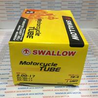 Ban Dalam Motor Swallow ukuran 200-17 atau 60/80-17 atau 60/90-17