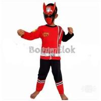 Kaos Anak Cowok POWER RANGER   Baju Anak Power Ranger   Baju anak #AND