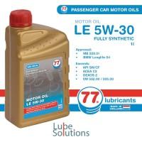 OLI 77 LUBRICANTS MOTOR OIL LE 5W-30 (Liter)