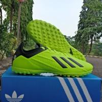 Termurah!! Sepatu Futsal Adidas X Komponen Ori - Hitam, 43