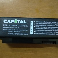 Baterai Laptop Toshiba Satelit L510 L310 PA3634 Original baterai