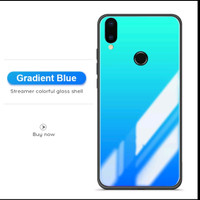 Huawei honor note 10 silicone tempered glass case