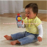 Fisher Price Laugh&Learn Click N Learn Remote Mainan Remot suara
