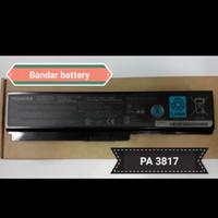 Baterai Laptop Toshiba Original PA3817,A600,C600,L600,L635,L640,L645D