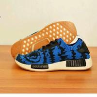 Sepatu Sneaker Adidas NMD Runner Blue Pria