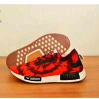 Sepatu Sneaker Adidas NMD Runner Red Pria