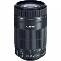 CANON LENS EF S 55 250MM