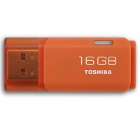 flashdisk toshiba 16Gb oranye