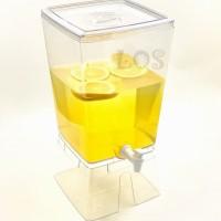 KHUSUS GOJEK Drink Jar - Juice Dispenser - Water Dispenser Acrylic