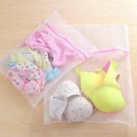 Kantong laundry bag jaring baju Bra BH mesin cuci underwear bag F124