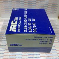 Ban Dalam Motor IRC ukuran 325/350/400/410-18 & 100/90-18 & 90/100-18