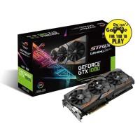 VGA ASUS ROG STRIX GTX 1080 A8G GAMING 8GB 256BIT